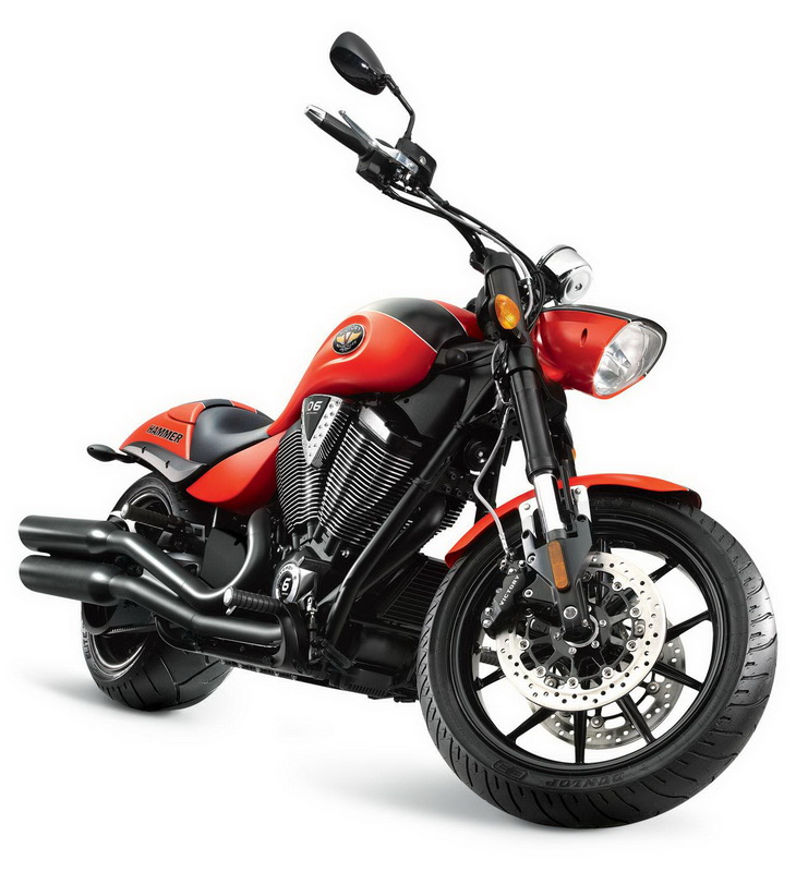2011 - Victory Hammer S